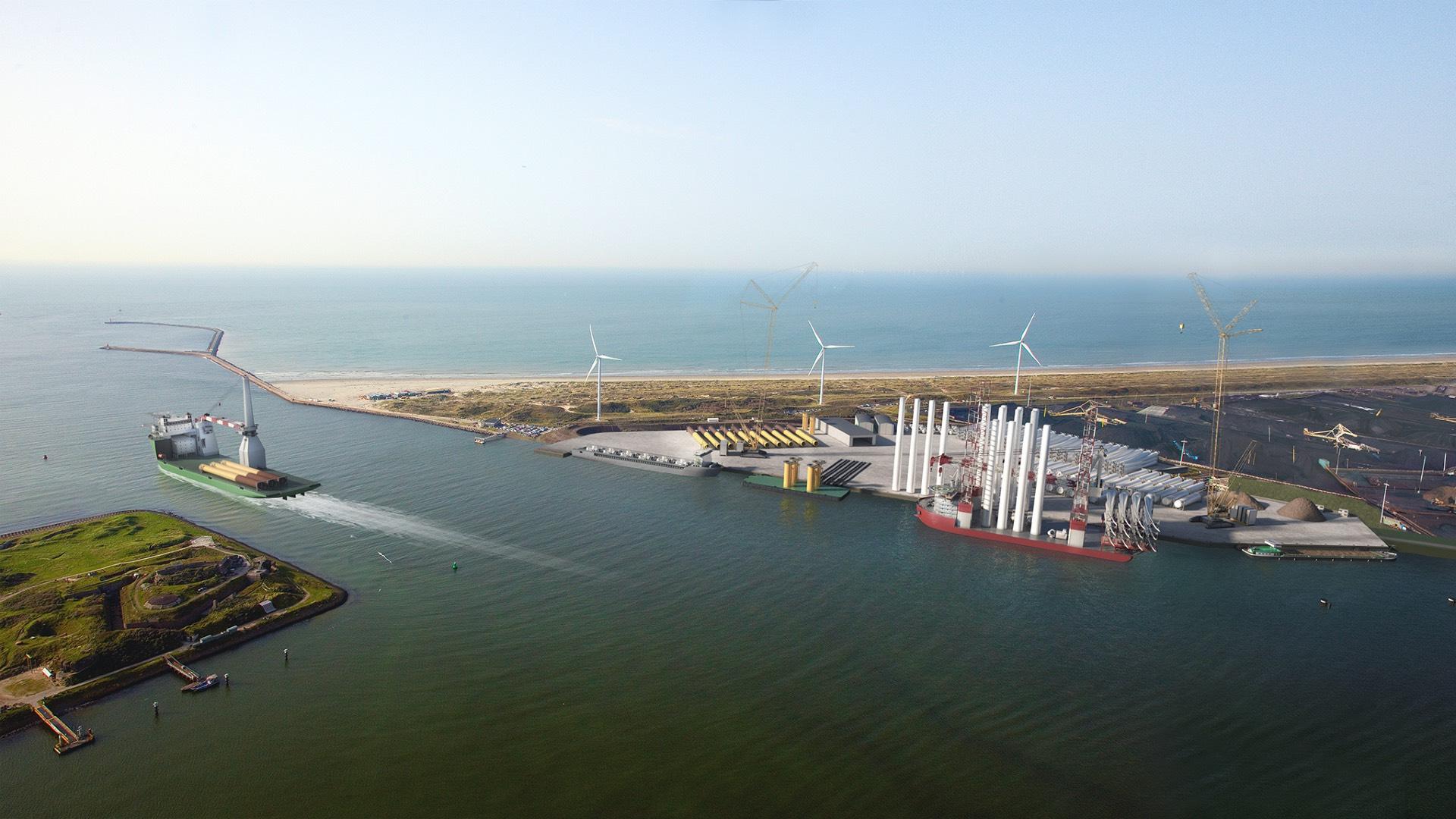 Nieuwe Energiehaven voor een duurzame toekomst