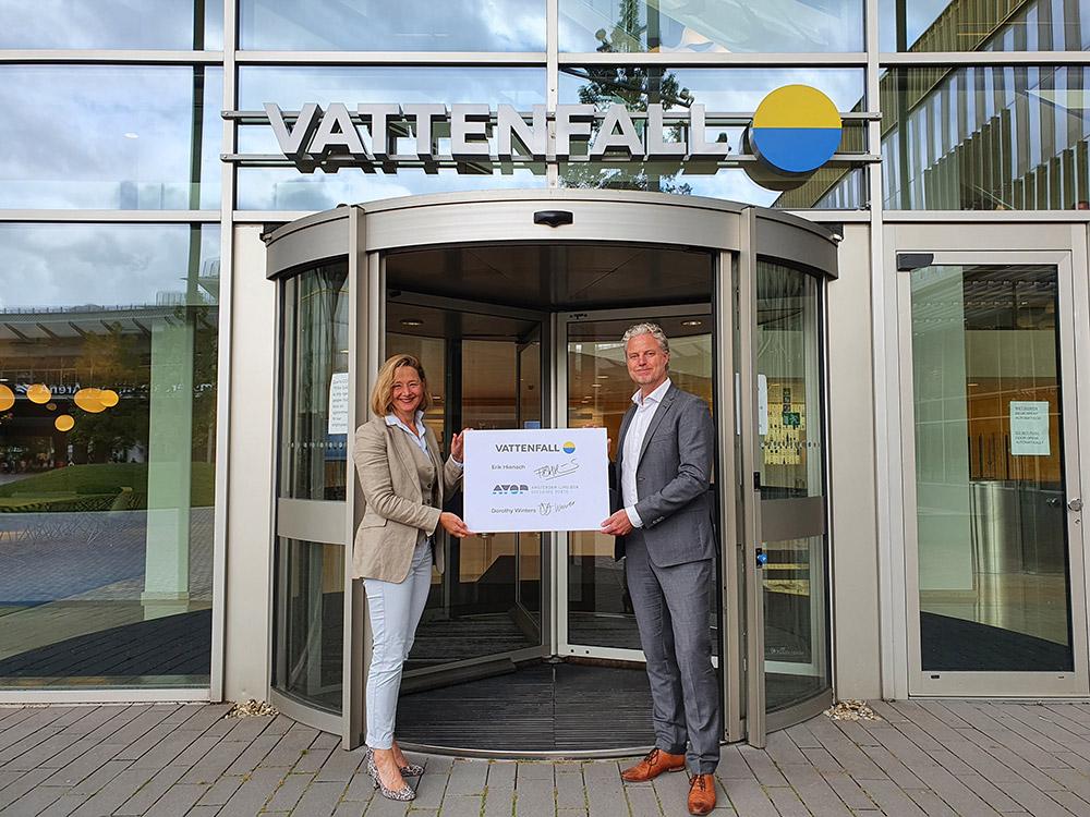 Vattenfall AYOP IJmuiden