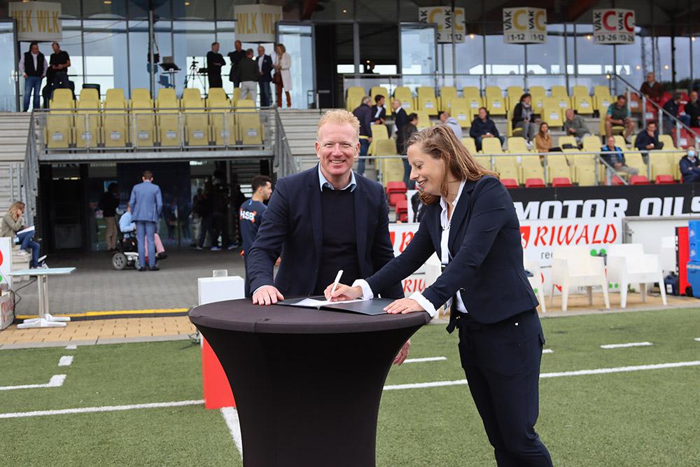 Rabobank Haarlem-IJmond sponsor Telstar jeugd