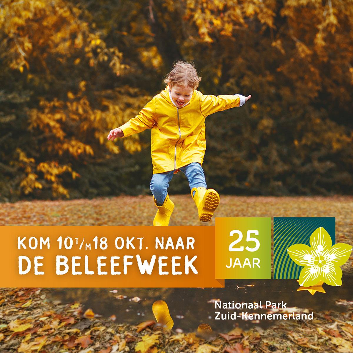Beleefweek Nationaal Park Zuid-Kennemerland