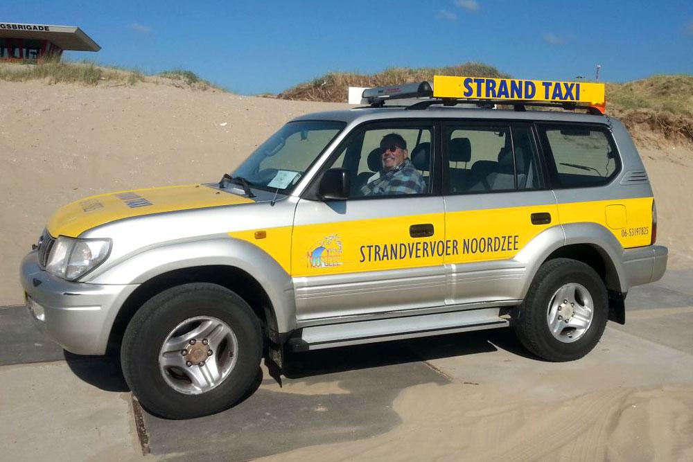 Strandtaxi IJmuiden