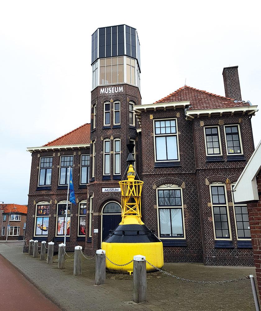 Zee- en Havenmuseum
