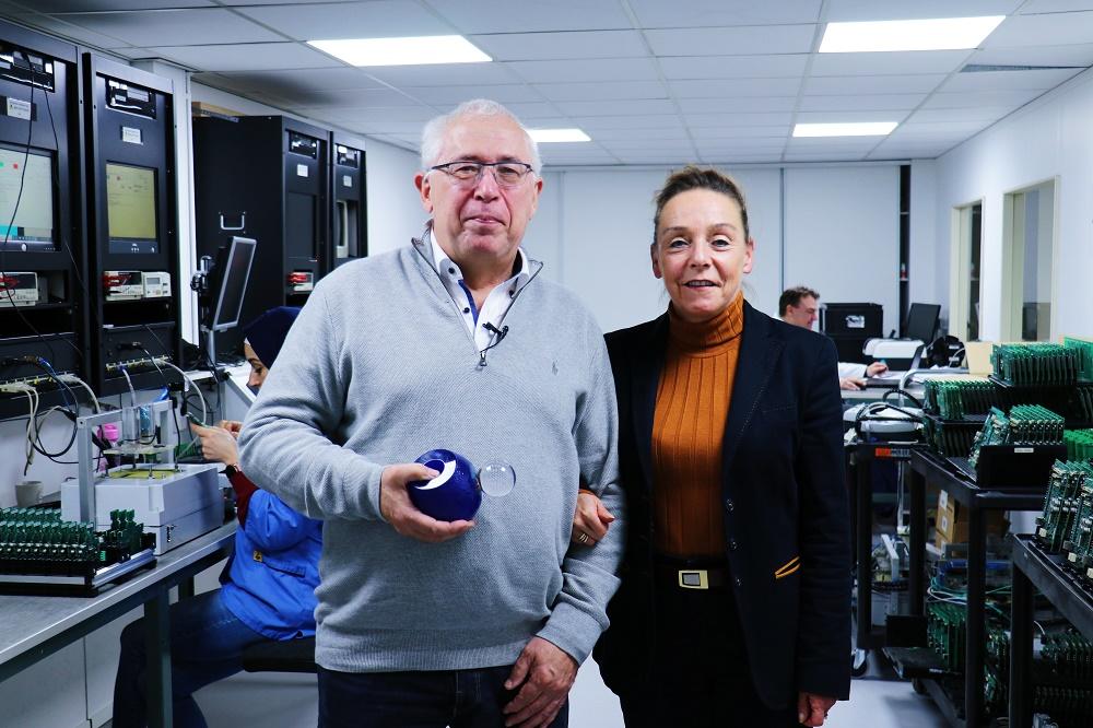 BTAC Solutions uit IJmuiden winnaar IJmond Duurzaam Award 2021